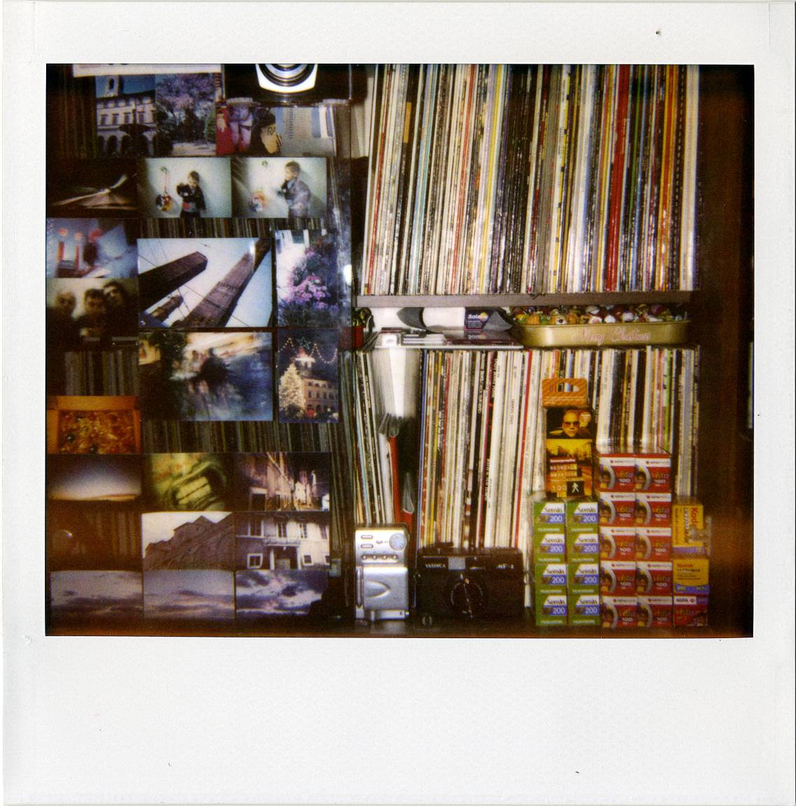 Polaroid Spectra (Image System) · Lomography