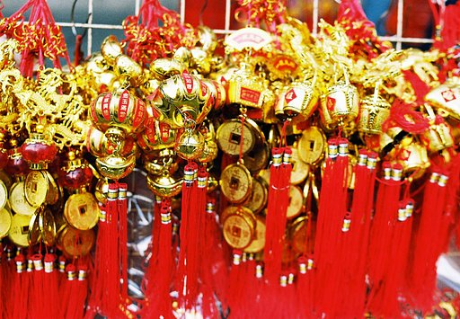 Comedown to Chinatown Before the Chinese New Year