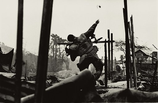 Crossing the Lines: A Retrospective of Don McCullin