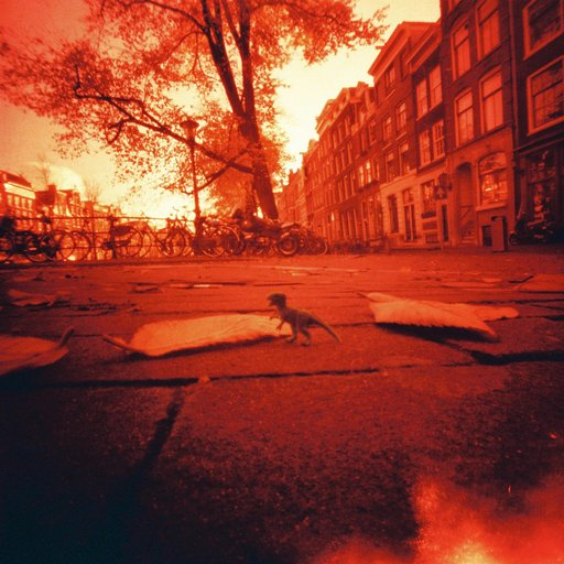 Lomography Redscale XR 50-200: A Perfect Companion for Pinhole Photography