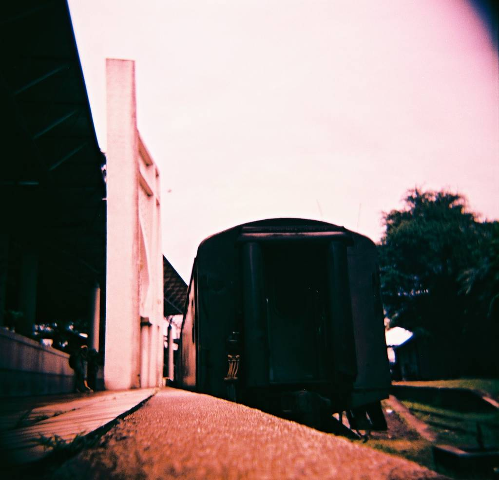The wonderful Malaysia : Best place for street lomography