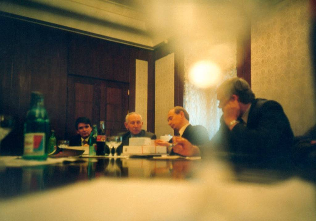 LC-A Big Book Chapter 23: We Want More LOMO LC-A's The Meeting with Vladimir Putin