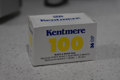 Lomopedia: Kentmere 100 Black & White 35mm Film