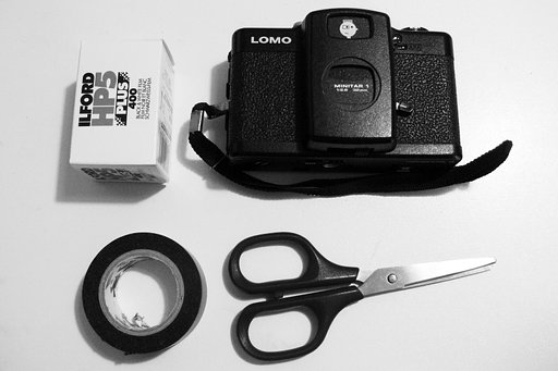 Quick Tipster: A Scratchproof Protection for your Lomo LC-A+