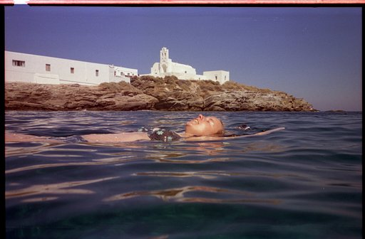 I Left my Heart in Chrysopigi, Sifnos Greece