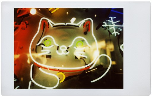 Mitchell Wojcik Captures Colorful Fun with the Lomo'Instant Automat Glass