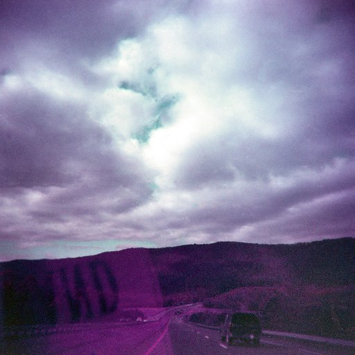 LomoAmigo Charlie Wagers's First Rolls of LomoChrome Purple