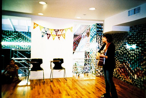 Acoustic Music Night @ Lomography Gallery Store NYC Greenwich Village
