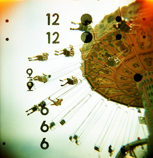 Celebrate with 25 Diana F+ Lomographs!
