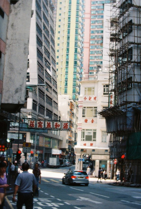 Daydreaming Around Hong Kong with the Daguerreotype Achromat Art Lens