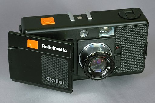 Rollei Rolleimatic, a German Masterpiece