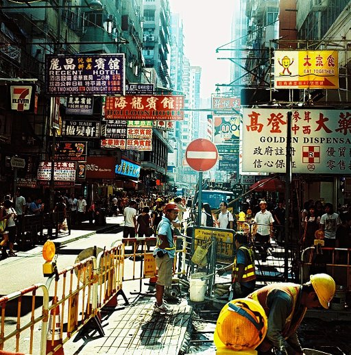 Call for Hong Kong LomoLocation 最新賽果 - Roundup for week 2 and week 3!