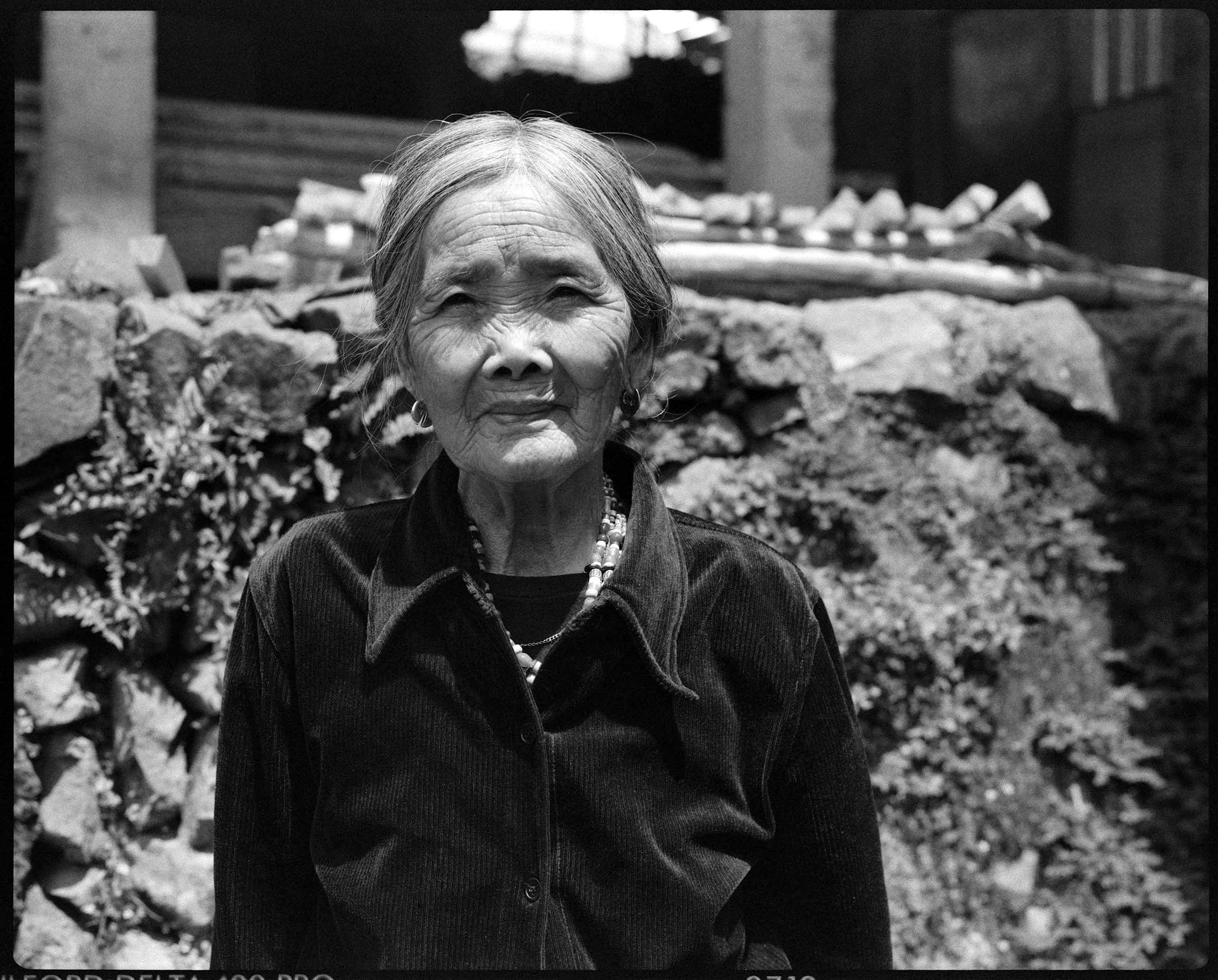 The World According to Herr Willie – Apo Whang Od · Lomography