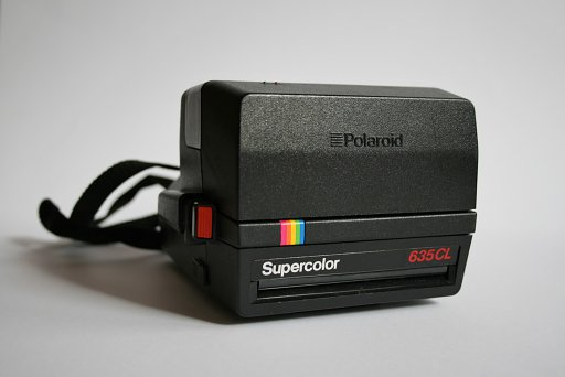 Polaroid Supercolor 635CL - Definitely An Eyecatcher