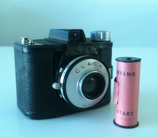 A Mysterious Roll Found: Agfa Isopan ISS