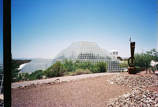 Summary of Earth: Biosphere2