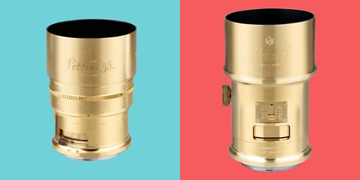 Advent Calendar Deals - December 12th - Free Accessory Holder for Petzval 58 Art Lens!