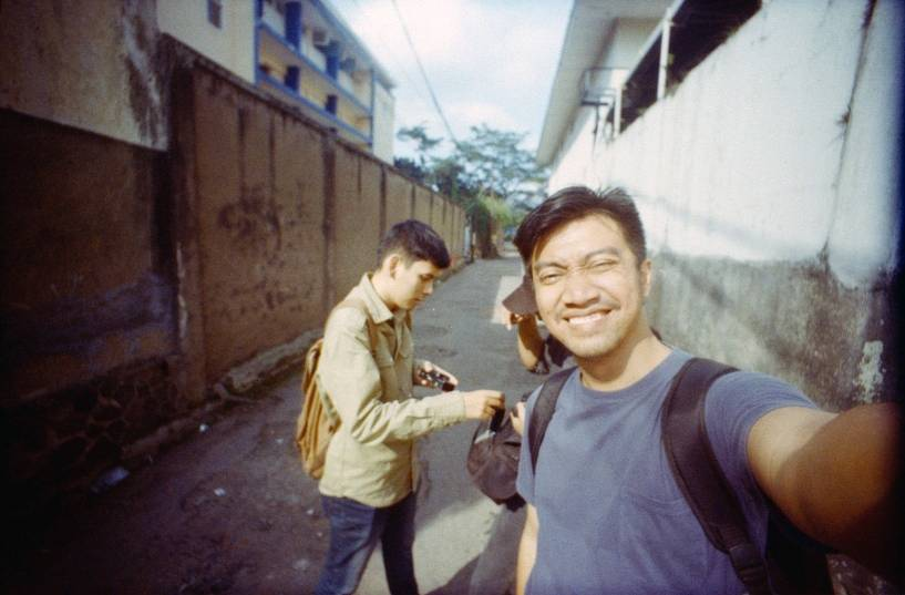 My Day in Analogue: Weekends in Bandung