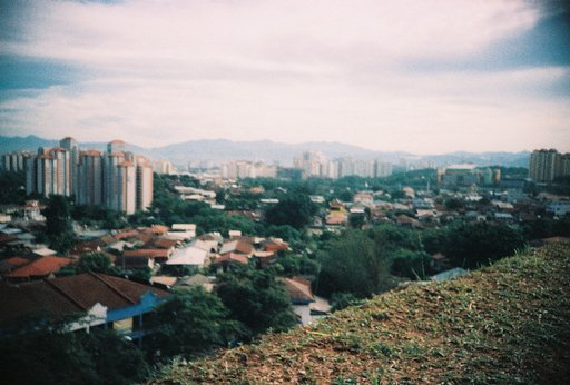 Salak South New Village: a Hidden Gem for KL Lomographers