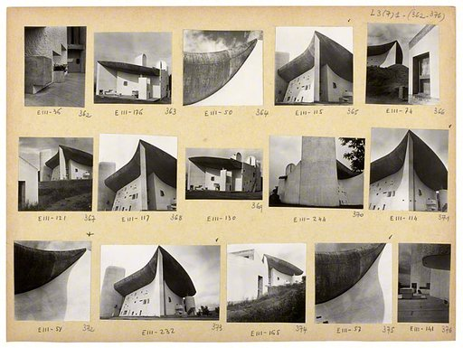 Lucien Hervé, 20th Century Master of Architectural Photography