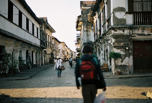Shutter Stories: Northbound in Vigan