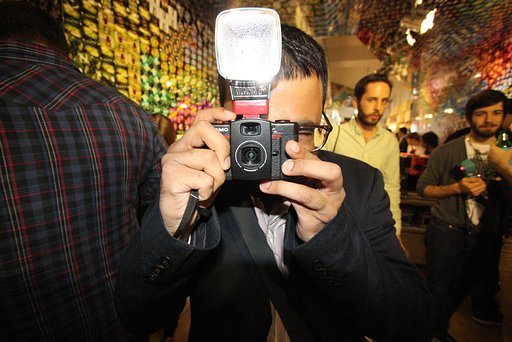 RECAP: LC-Wide Launch Party @ Lomography Gallery Store NYC Gramercy