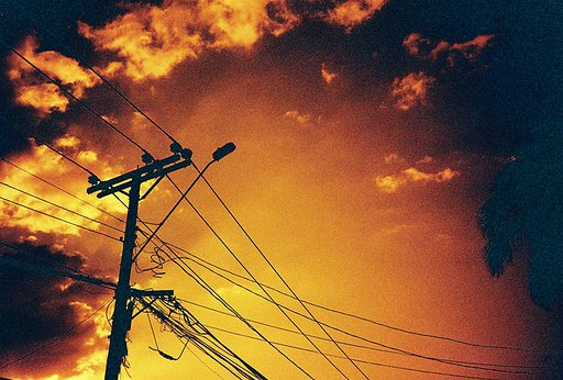 Painting the Town Red: Lomography Redscale (35mm, 100 iso) User-Review