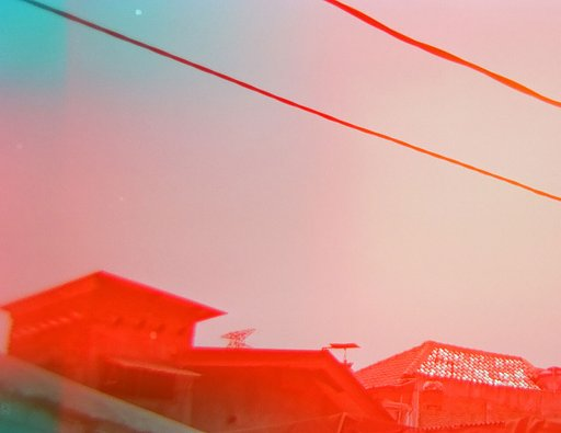 The Light Leak Game with Diana F+