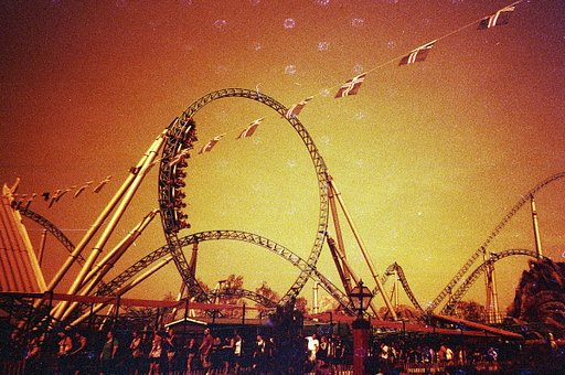 The Ride of Your Life: The Best of Photographed Amusement Parks