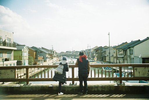 Around the World in Analogue: Toyama, Japan