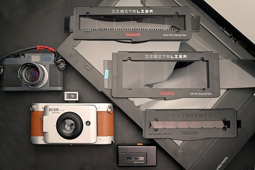 Digitize Your Negatives With Handy Scanning Tools!