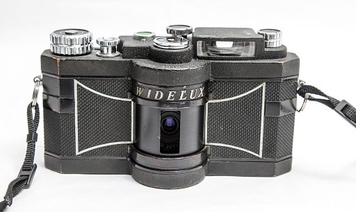 Lomopedia: Widelux F7
