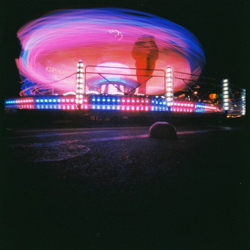 Fresh, Impressive Snaps Taken with the Diana Multi Pinhole Operator