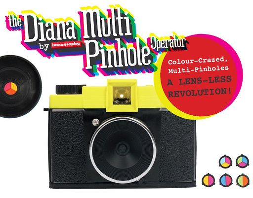 The Diana Multi Pinhole Operator – One Pinhole is Not Enough