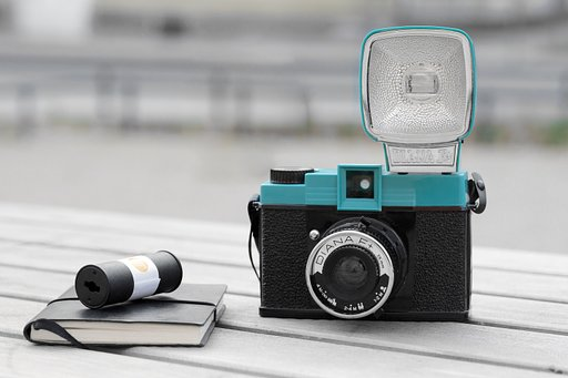 Experience, Explore, and Experiement with the Classic Beauty of Diana F+