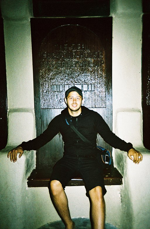 Former Fall Out Boy Photographer Justin Thompson Shoots with the Lomo LC-A+