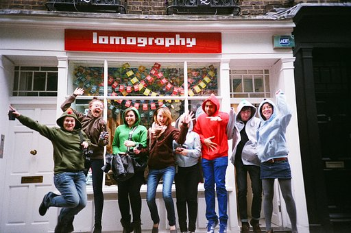 September Workshop Sessions @ Lomography Gallery Store SOHO