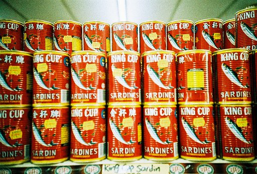 Andy Warhol's Soup Can Rumble