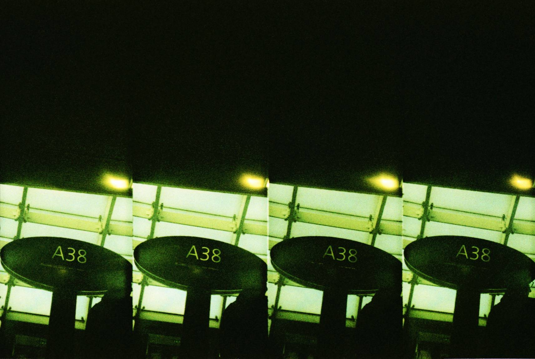 Travelling to the Other Side of the World · Lomography