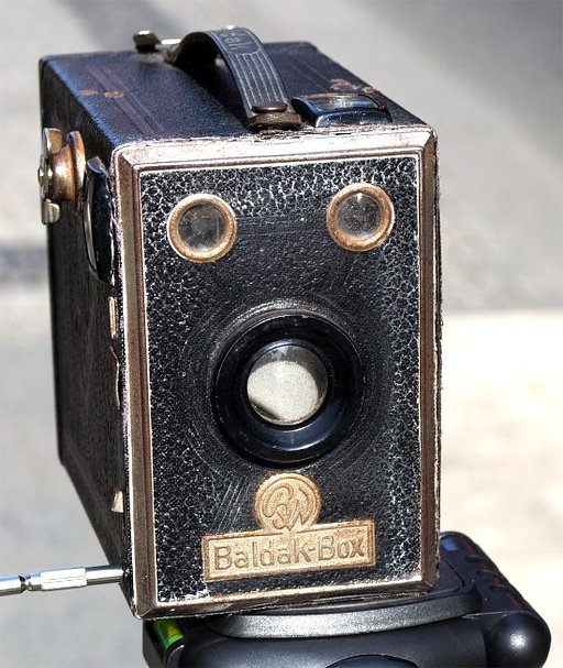 The Balda Baldak Box: A Box Camera with Charm