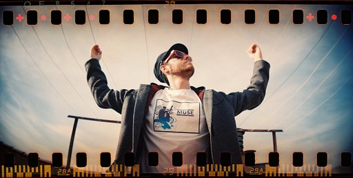 A Brand New Lomography Website About Sprocket Hole Photography