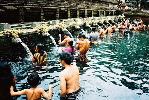 Purify Yourself at Pura Tirta Empul, Bali