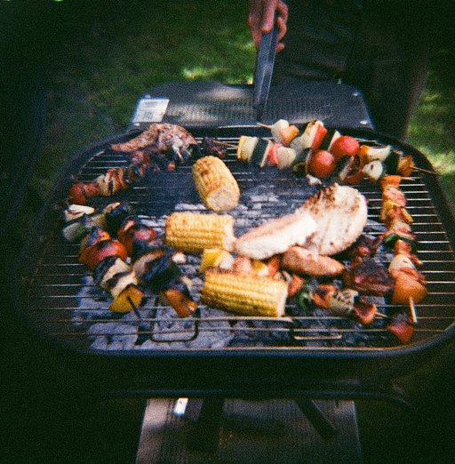 The Stories Within Pictures #11: October's BBQ
