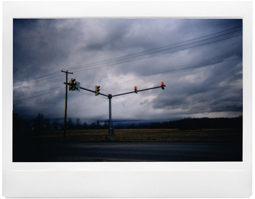 Parker Hill with the Lomo'Instant Wide
