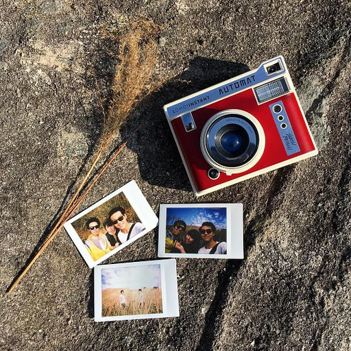 Social Media Darling: The Lomo'Instant Automat