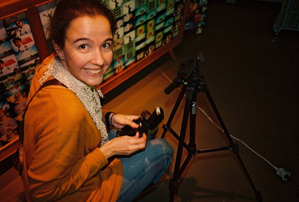 Community LomoAmigo Susielomovitz And Her LomoKino First Hand Privilege