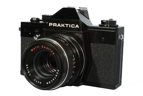 The praktica ltl3: a very serious player · lomography