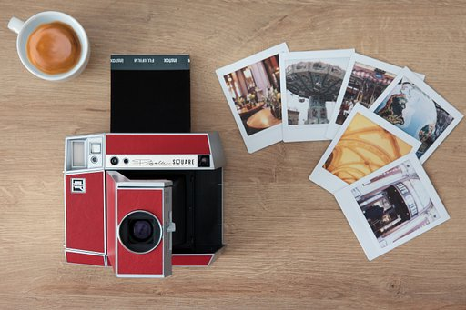 Step into Square-Format Instant Photography