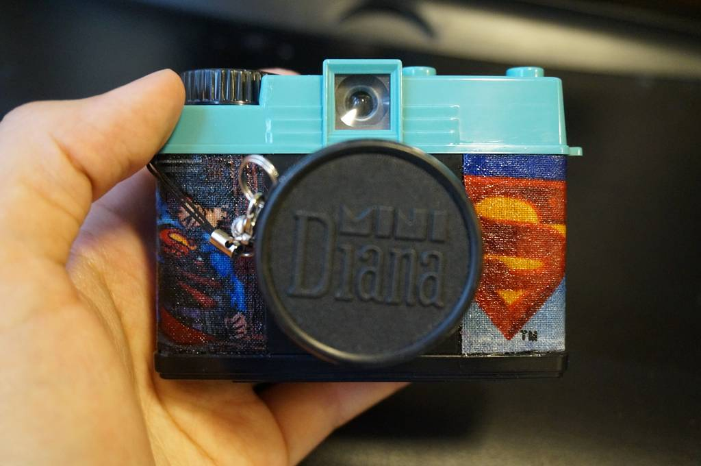 Decorate Your Diana Mini with Fabric