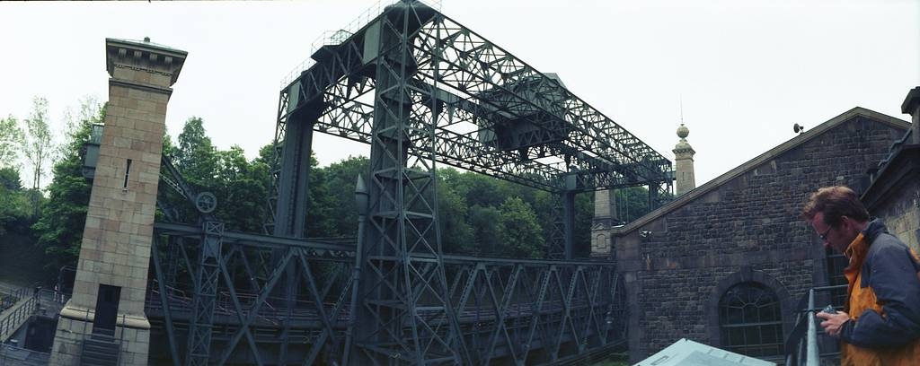 Glorious Iron: The Henrichenburg Boat Lift
